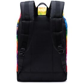 Herschel Retreat Backpack 19,5l rainbow tie dye